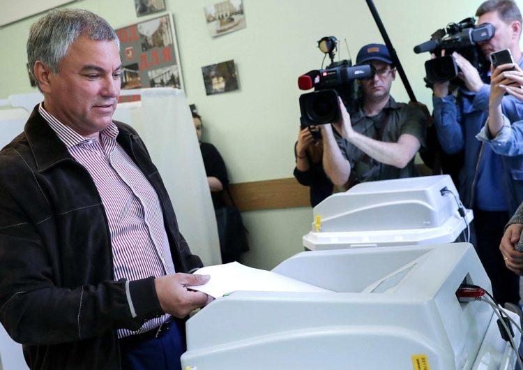 Володин назвал выборы в Мосгордуму успешными для каждой фракции
