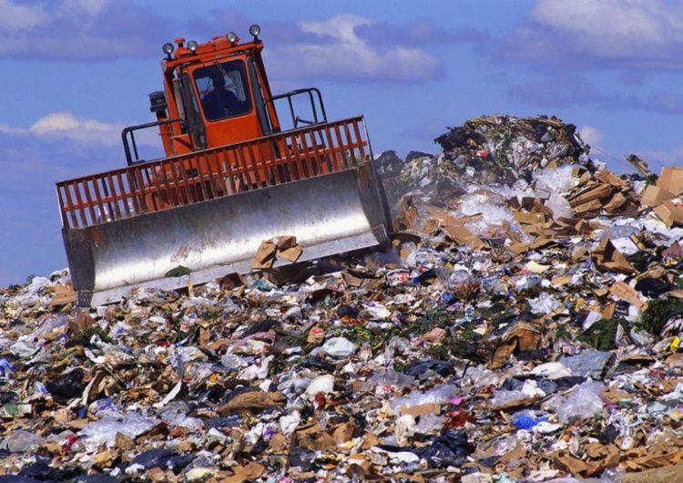 Москва предложила области «мусорный бартер»