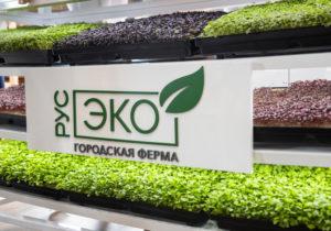 Собянин рассказал о перспективах городской агрофермы «РусЭко» на Каширке
