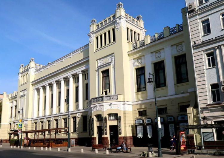 В Москве появился «Ленком Марка Захарова»