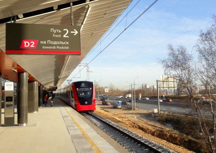 Мэр пообещал сделать МЦД комфортнее, а поезда — вместительнее