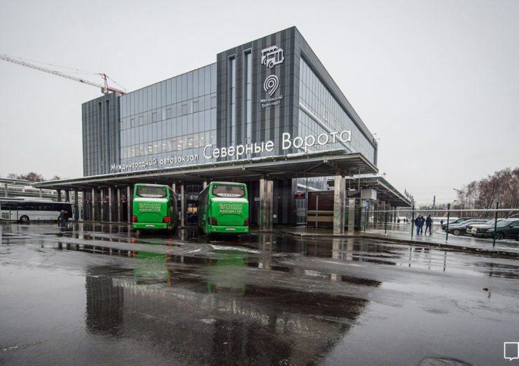 Автобусы из Москвы в Латвию будут ходить с 21 декабря по 8 января