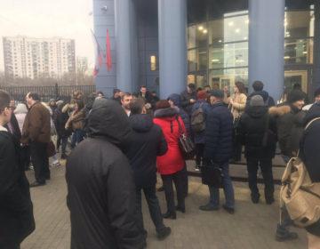 Сразу четыре суда Москвы начали эвакуацию из-за угрозы взрывов