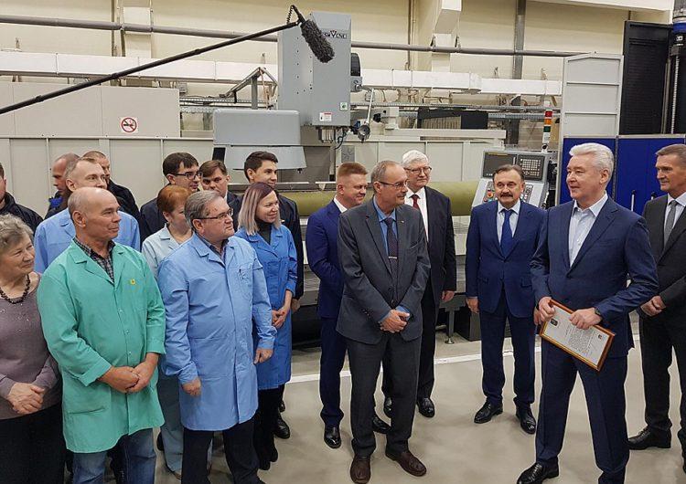 Сегодня столичное МКБ по производству ракет «Вымпел» отметило 70-летие