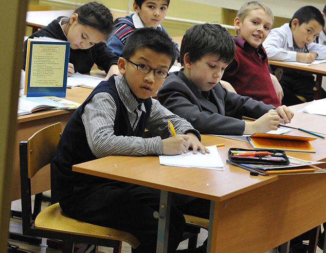 В Мосгордуме предложат создать систему обучения русскому языку детей мигрантов