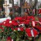 Юрия Лужкова похоронили сегодня на Новодевичьем кладбище