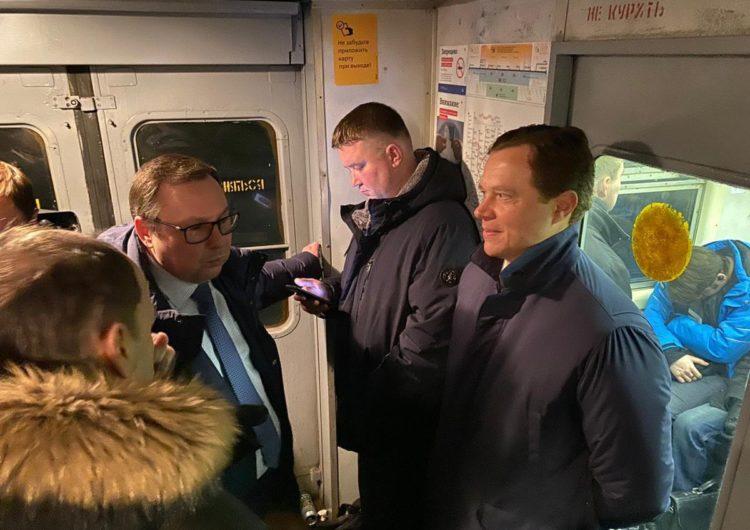 Ликсутов подтвердил корректную работу билетной системы МЦД