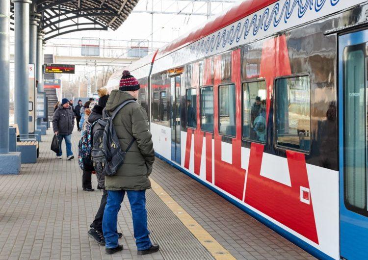 По МЦД с момента запуска проехали свыше 10 млн пассажиров