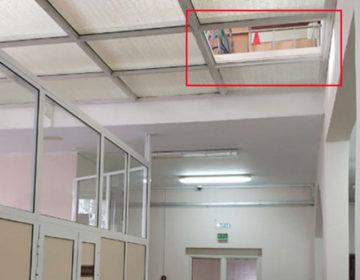 В Москве уволили трёх сотрудников школы, где под ученицей рухнул стеклянный пол