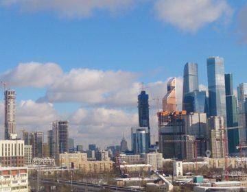 В «Большом Сити» появились ещё три небоскрёба
