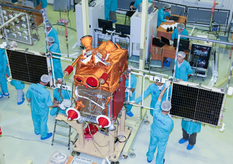 Космическое производство в Москве получило новый статус