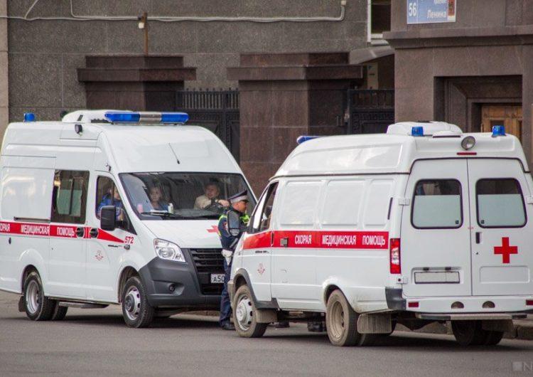 На Якиманке водитель задавил упавшего на дорогу главу ветеранской комиссии