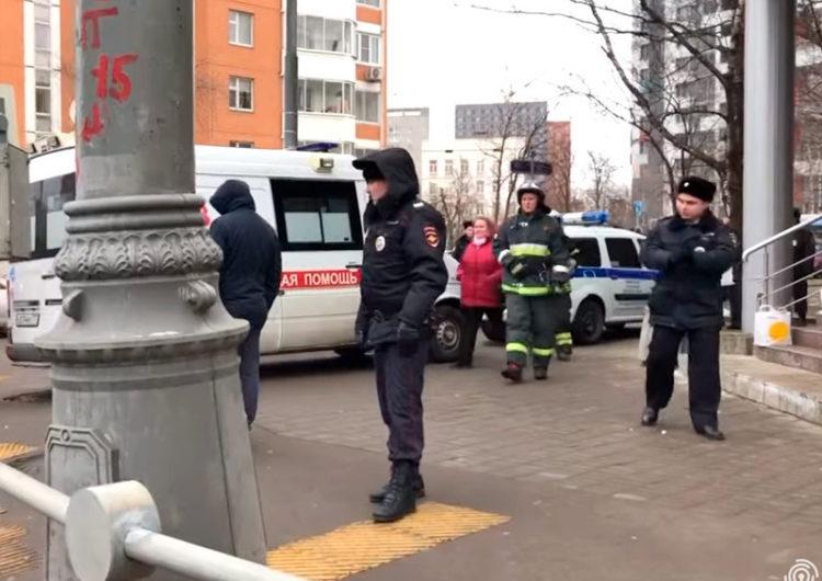 В нескольких московских школах прошла эвакуация