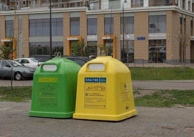 Москву поставили в пример для регионов в связи с раздельным сбором мусора