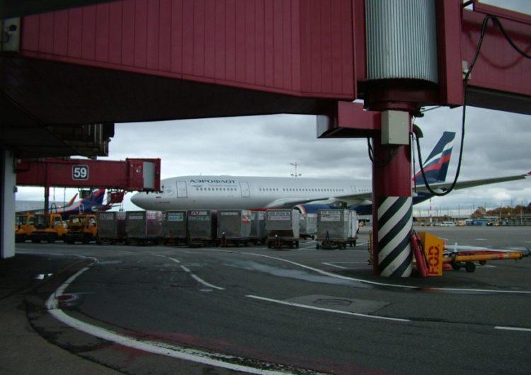 Boeing 777 вернулся в Шереметьево после срабатывания топливного датчика