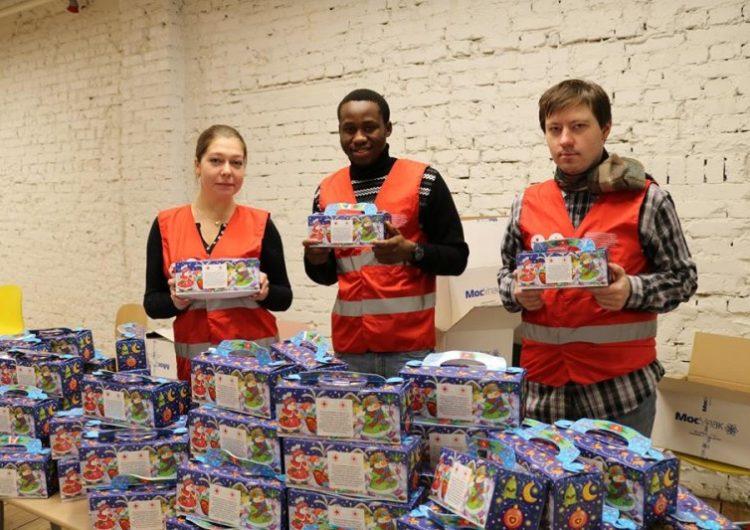 РКК продолжил оказание помощи самым нуждающимся мигрантам