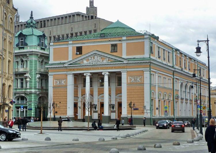 У главбуха ТПП в центре Москвы украли драгоценности из рабочего сейфа