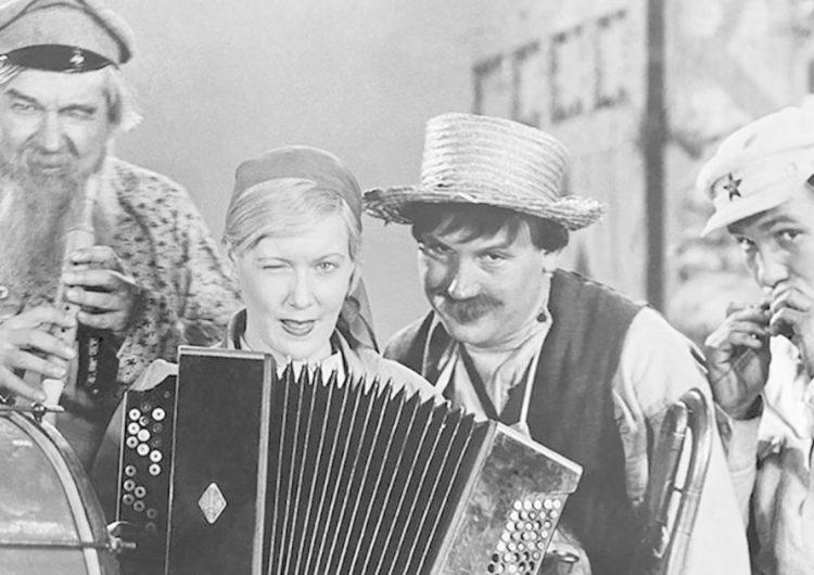 Сеть «Москино» покажет фильмы 1930-1940-х гг. с музыкой Дунаевского