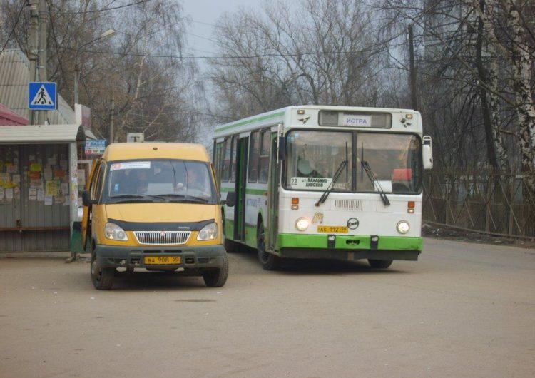 К МЦД в Лобне и Красногорске пустили три новых автобусных маршрута