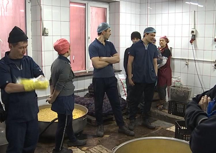В столичном Кунцево обнаружили пять цехов с нелегальными мигрантами