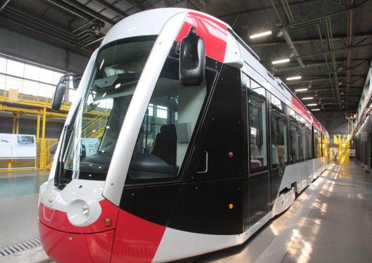 Беспилотный трамвай в Москве может пройти тестирование в конце года