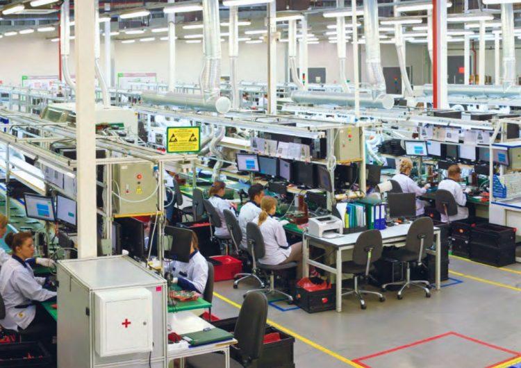 Оборудование, электроника и оптика дали наибольший прирост в обрабатывающих отраслях столицы