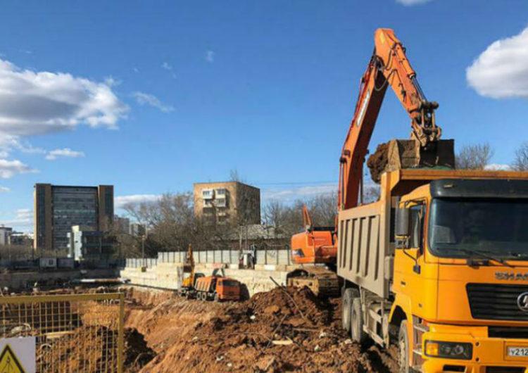 В Москворечье начнут вывоз радиоактивного грунта
