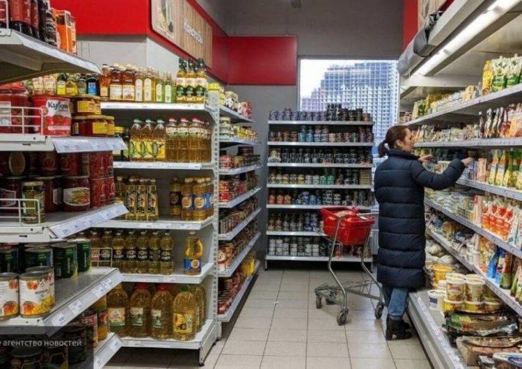 В Московской области опровергли слухи о возможном дефиците в магазинах