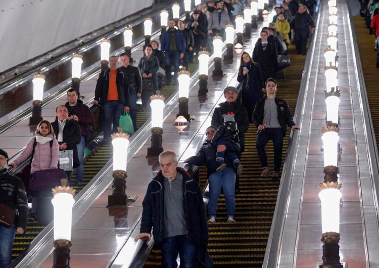 Дептранс Москвы призвал отказаться от необязательных поездок на метро