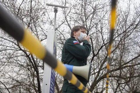 Воробёв призвал правильно понять объявление полиции о комендантском часе