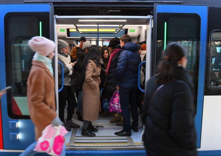 Станции МЦД начали дезинфицировать по три раза в день