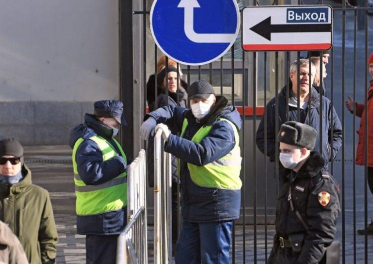 Мэр ввёл в Москве дополнительные ограничения