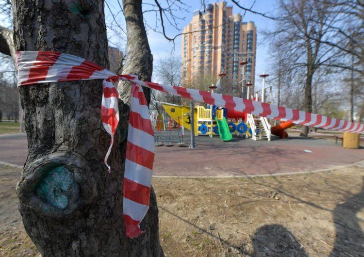 Мэр объявил о введении самоизоляции для всех граждан Москвы