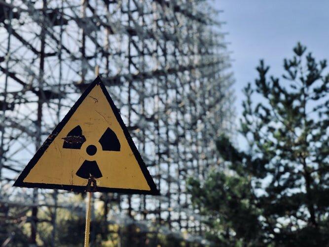 Начались работы по ликвидации радиоактивного могильника в Сабурово