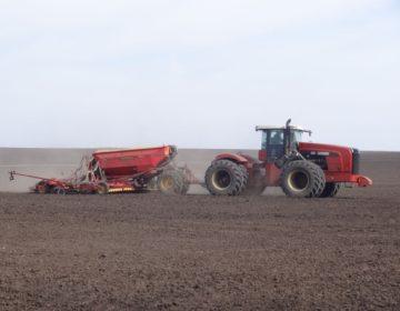 В Московской области начались весенние полевые работы