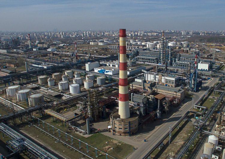 Нефтеперерабатывающий завод в Москве сократил потребление воды в 1,7 раза
