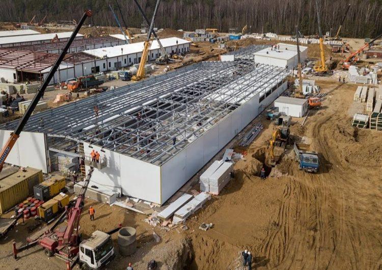 Больницу в ТиНАО «соберут» как конструктор и построят в 3 раза быстрее