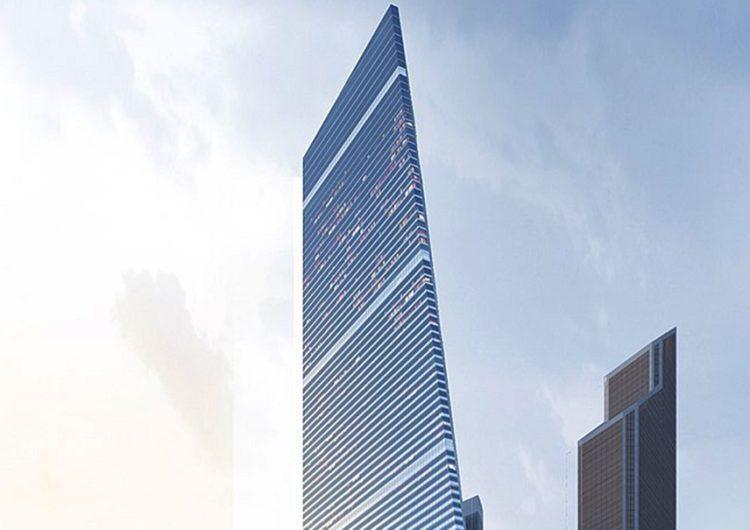 Автор проекта высочайшей башни «Москва-Сити» увеличил её до 443 м