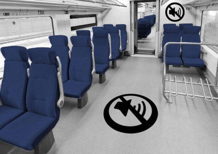 В «Ласточках» на МЦК появились вагоны тишины и «зелёные» сиденья