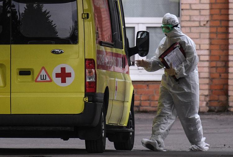 В столице зафиксировали свыше 53 тыс. случаев заражения коронавирусом