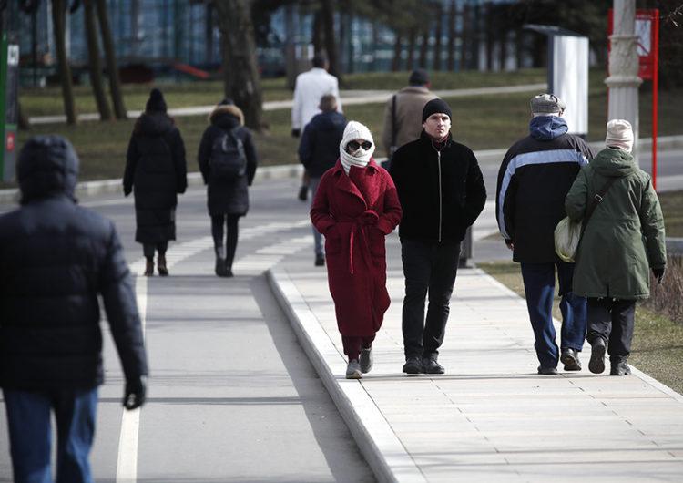 За сутки в Москве заразились коронавирусом 660 человек