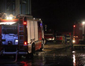 По меньшей мере 10 человек стали жертвами пожара в подмосковном частном хосписе