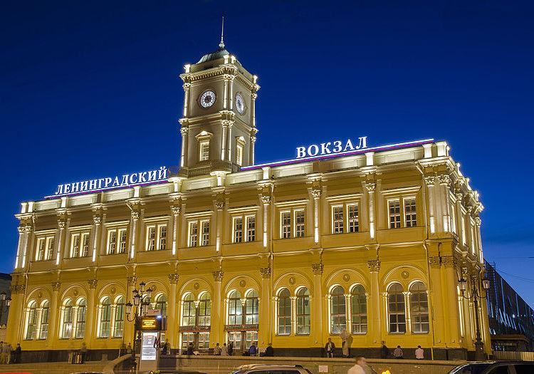 В Москве могут появиться еще два железнодорожных вокзала