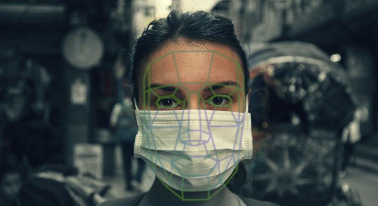 В МВД заявили, что защитные маски не влияют на распознавание лиц при помощи камер