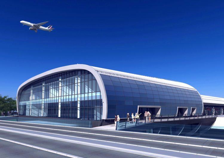 В Домодедово построят гостиницу в новом терминале «Аэроэкспресса»