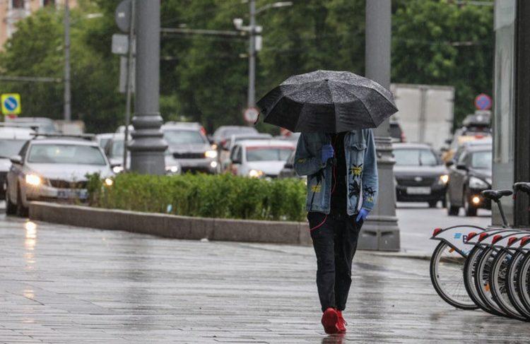 В Москве в четверг резко похолодает