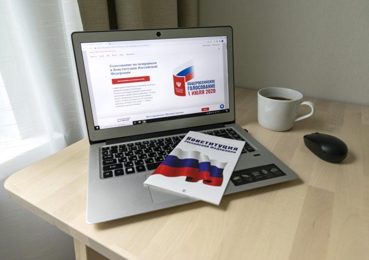 Систему онлайн-голосования хотят опробовать в Подмосковье