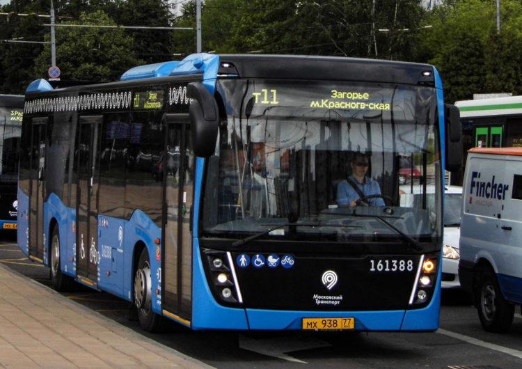В Москве отменят три автобусных маршрута с 15 августа