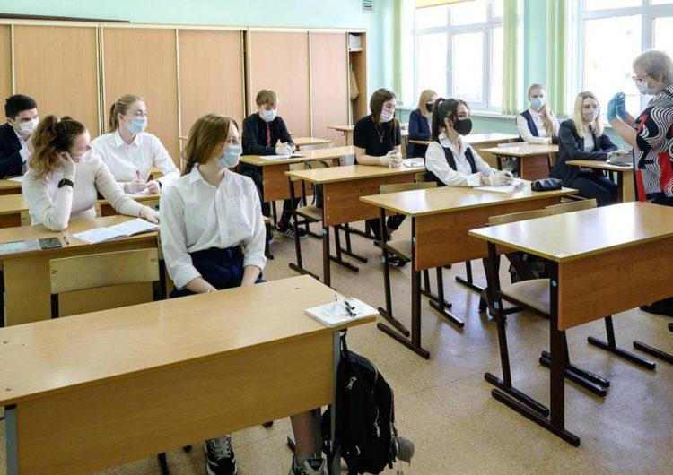 Власти Москвы назвали порядок действий при выявлении коронавируса у школьников