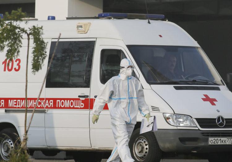 В Москве впервые с июля за сутки умерло от коронавируса более 20 человека